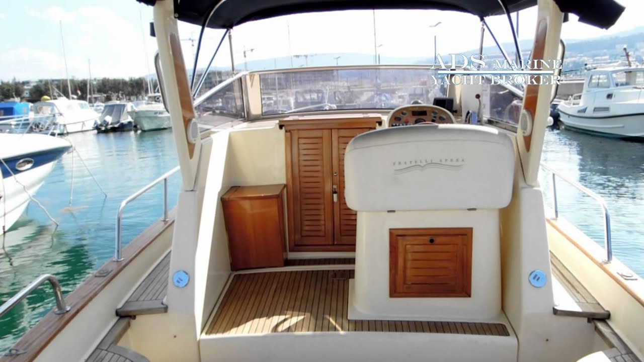 Aprea f lli 7 5 cabinato short ads marine doovi for Cantieri apreamare