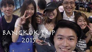 [TRIP] BANGKOK, THAILAND 2015