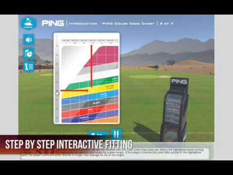 Ping Club Fitting Simulation Ping Learning Simulation Youtube
