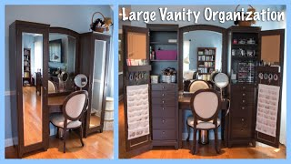 Large Vanity Organization: Summer 2014 Update Thumbnail
