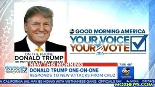 Donald Trump Says Megyn Kelly