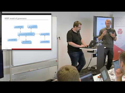 MISP Training Module 1 - An Introduction to Cybersecurity Information Sharing