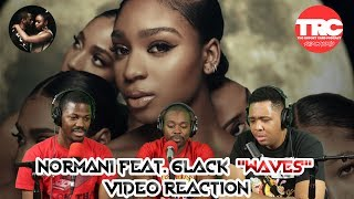 Normani feat. 6lack Waves Music Video Reaction