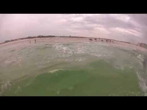a lil adrenaline ride yamaha waveblasters offshore panama city beach