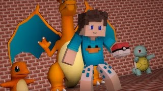 MINECRAFT PE MOD DO POKEMON ! MCPE PIXELMON MOD (Minecraft Pocket Edition)