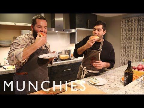Bong Appetit: Stoned Shabbat Dinner