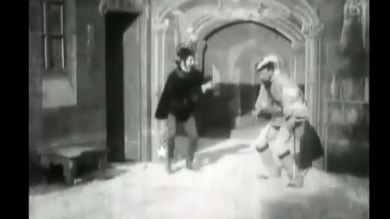 Le Monair Du Diable (1896) - The Manor of the Devil