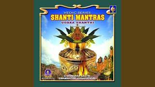 Shaanti Mantraas