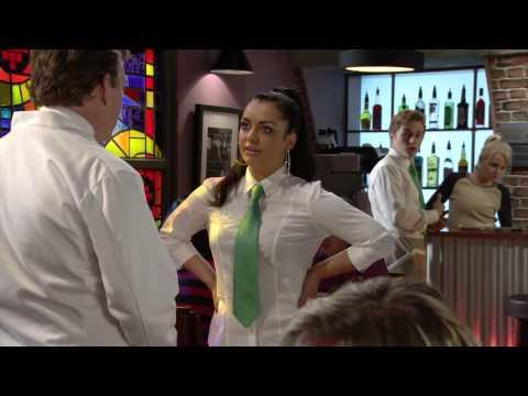 Shona McGarty & Lorna Fitzgerald  - (EE 16 07 13) White Blouse Clip 1 1080p HD