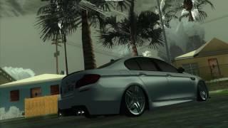 Gta San Andreas - BMW M5 F10