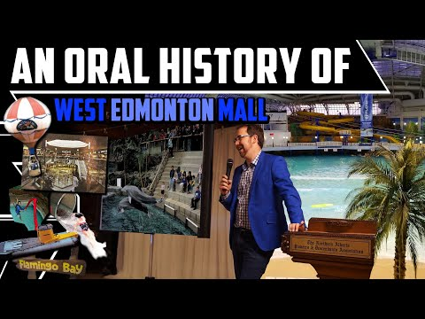 West Edmonton Mall: A Complete Oral History - Best Edmonton Mall