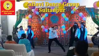 Salsa Dance   Bollybood Mashup Dance Song Video   Stage Performance By Pallavi Dance Group Sultanpur