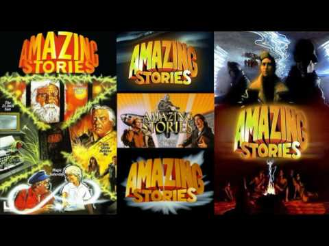 Amazing Stories ~ The Amazing Falsworth (1985) music by Billy Goldenberg