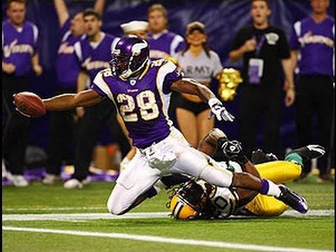 Top 10 Running Backs of the 2012-2013 NFL Season