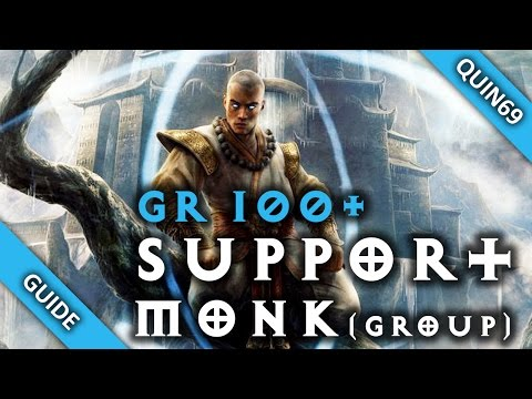 D3: GR100+ Support Monk (2.4 | Group | Globe build)
