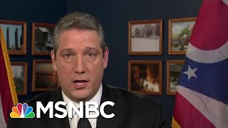 Rep. Tim Ryan (D-Ohio) says he isn't ruling out a run for president...