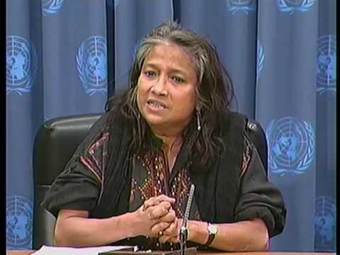 Role of Women in Development: Launch of 2009 World Survey
