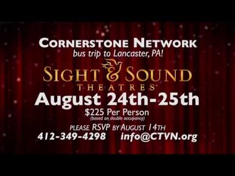 Join CTVN on a Lancaster Tour!