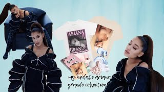 my update ariana grande collection||anya grande