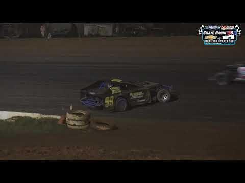Newsome Raceway Modified Sportsman Feature at Talladega Short Track 1/5/20!
