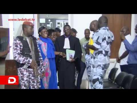 Procès Simone Gbagbo/La défense en colère, dénonce une parodie de justice et claque la porte