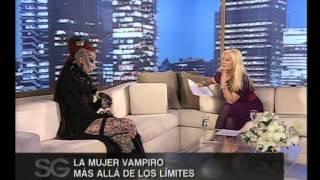 La Mujer Vampiro, y Su Segunda Oportunidad - Susana Giménez