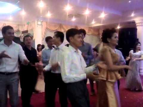 Cambodian Traditional Wedding, Asian Tradition
