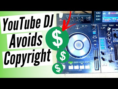DJ Avoids Copyright on YouTube (How To Avoid Copyright 2019 on YouTube)