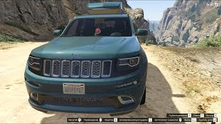 GTA 5 2014 Jeep Grand Cherokee SRT