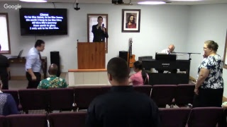 (7-15-18AM) Sunday Morning Worship - Simon Smith