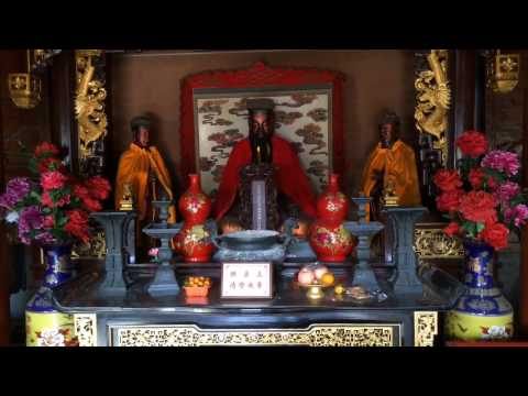 White Cloud Temple (Taoist) - Beijing - China (1 last)