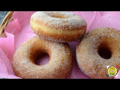 Doughnuts  - By Vahchef @ vahrehvah.com