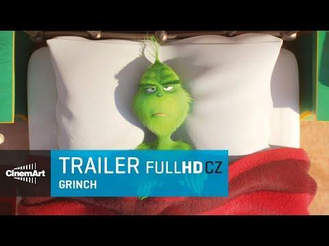 Grinch (2018) oficiální HD trailer #2 [CZ DAB]