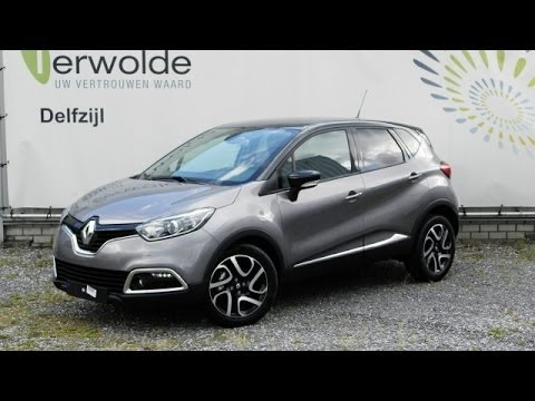 renault captur 1 2 tce dynamique edc automaat youtube. Black Bedroom Furniture Sets. Home Design Ideas