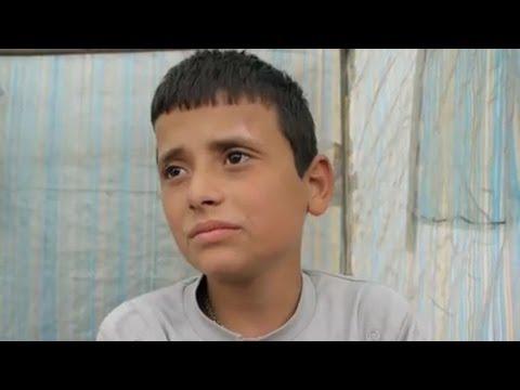 Bab Al Salama Camp: Mohammed, 12