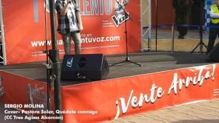 CONCIERTO CC Tres Aguas Alcorcon SERGIO MOLINA Y AROA DEFE