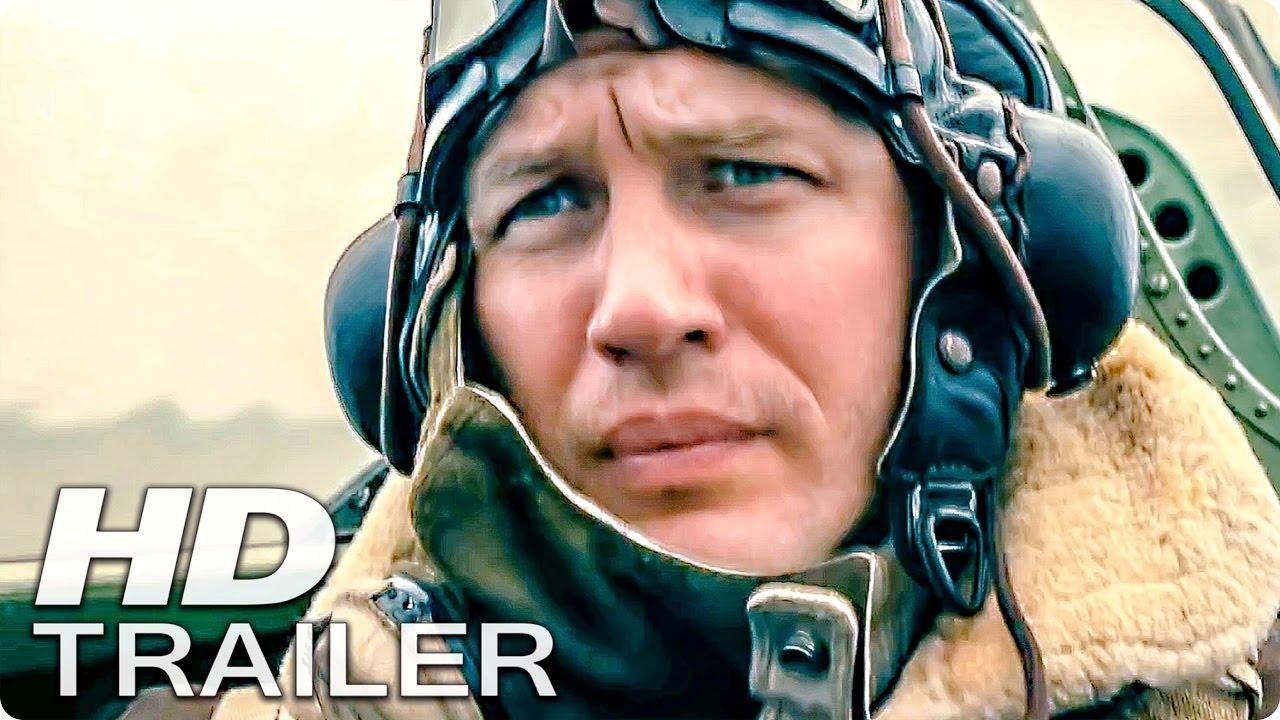 Trailer Dunkirk Deutsch