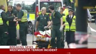 British Coverage Of Terrorist Attack Outside Parliament In London