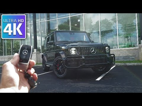 2019 Mercedes-AMG G63 - KING OF ALL SUVs - 360 Tour, Tech, Interior, Exhaust