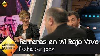 Cristina Pardo y los mejores momentos de García Ferreras en...