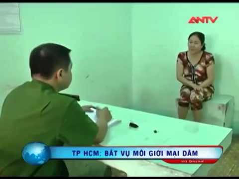 Theo chân cảnh sát bắt quả tang vũ nữ thoát y, bán dâm ở TP HCM