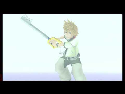Kingdom Hearts mods: keyblades and character models for