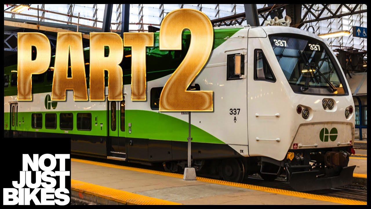 TRAINS PART 2 | OFFICIAL TRAILER | NJB STUDIOS