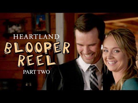 Season 9 Bloopers Part 2   Heartland   CBC