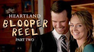Season 9 Bloopers Part 2 | Heartland | CBC