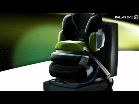 Cybex Gold Line Pallas 2-FIX Mit ISOFIX Kinderautositz