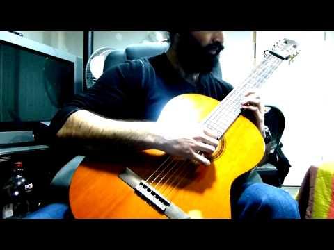 Kingdom Hearts - Treasured Memories Classical Guitar Cover