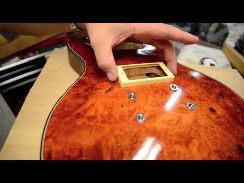 Black PRS Pickup rings Paul/'s Guitar