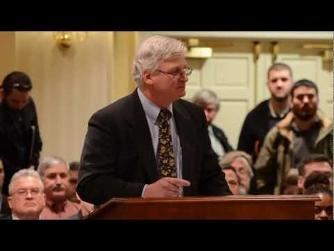 Constitutional Lawyer tears apart new gun control.