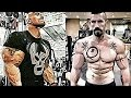 "The Rock & Scott Adkins ""Boyka"" Workout 2016 (Motivation)"